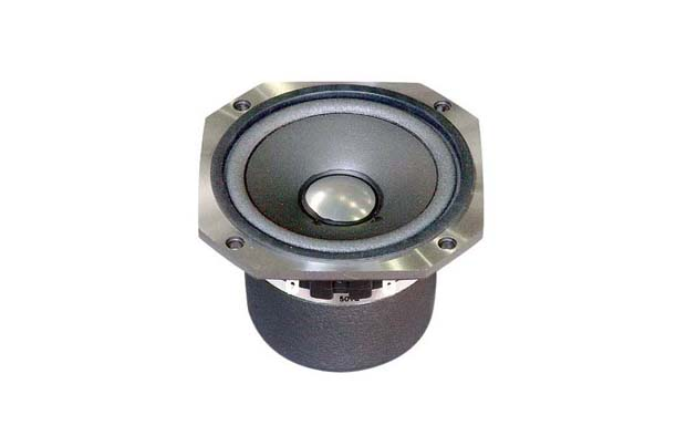 RDacoustic speaker driver Fostex F120A