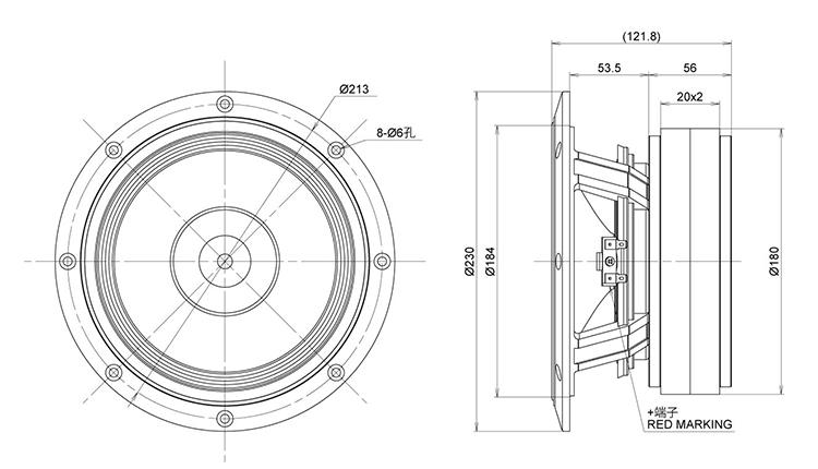 FE208-Sol_external dimensions_